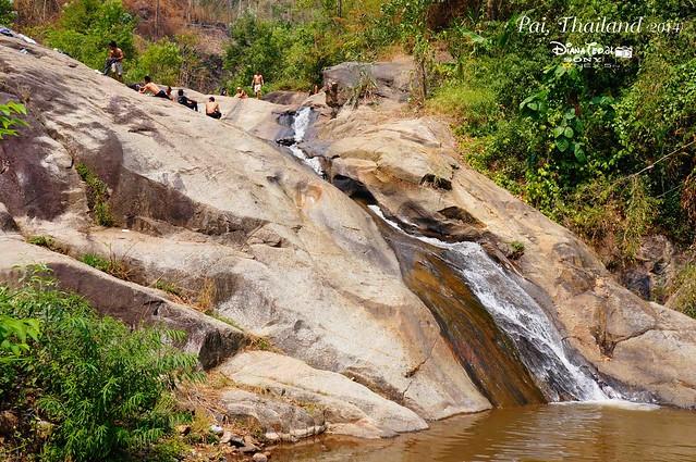 Thailand - Pai Mo Paeng Waterfall