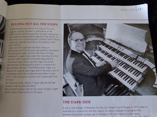 Staff - Organist - David Nicholas
