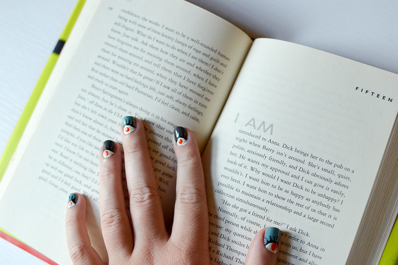 Book & Nail: High Fideliy