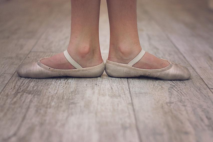 bailarinas...