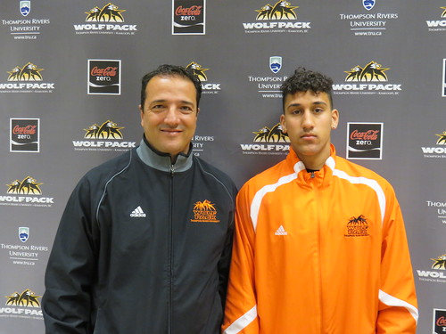 WolfPack Men's Soccer Look To Future Signing Khaira