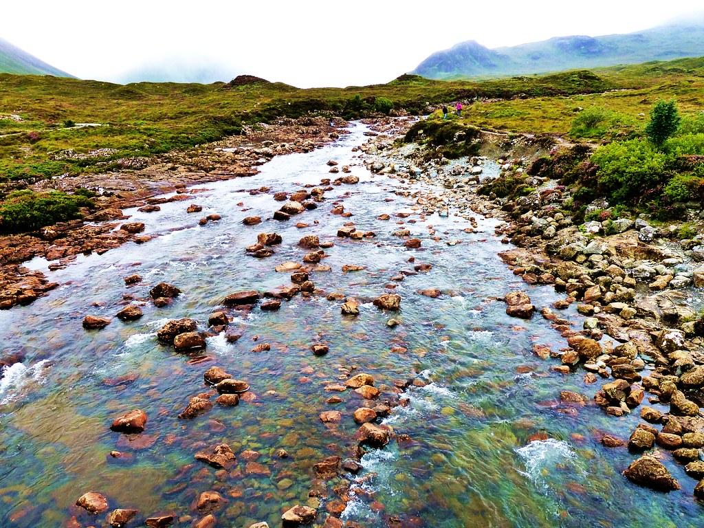 Sligachan, Skye, Scotland.