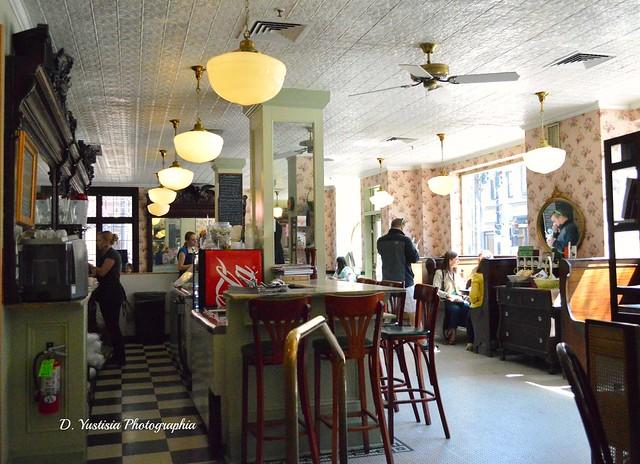 The Old World Cafe & Ice Cream