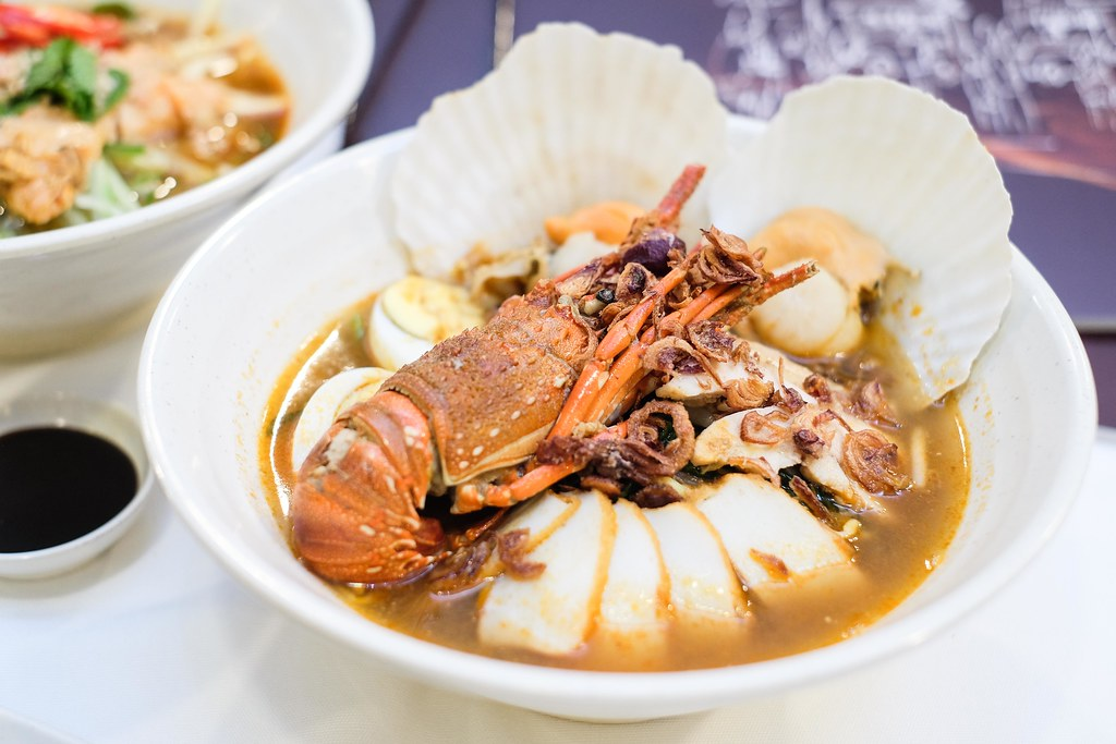 Penang Culture: Premium Lobster & Scallop Noodles