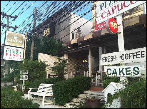 Caffeine Restaurant