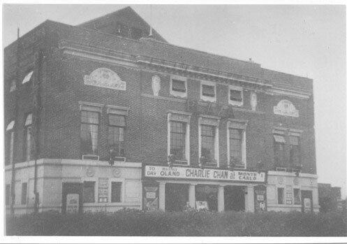 Cinemas - Allerton -Plaza (Gaumont, Odeon, Classic, Cannon, ABC)