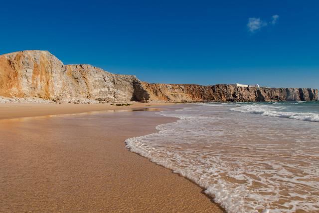 Strand Praia do Tonel Sagres