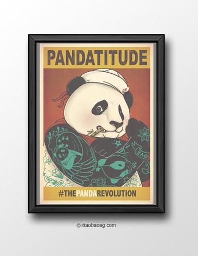 Pandatitude