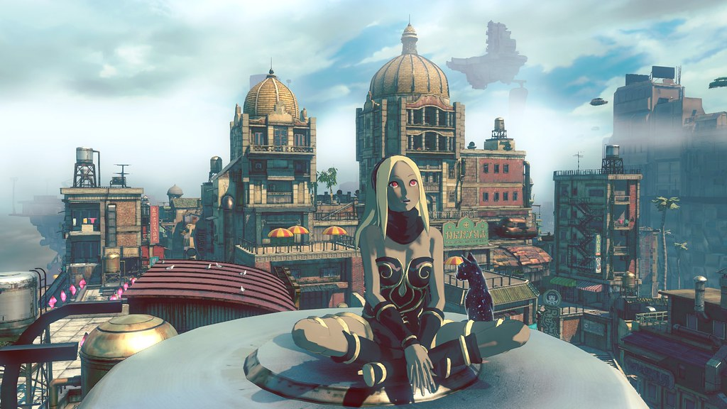 Gravity Rush 2, PS4