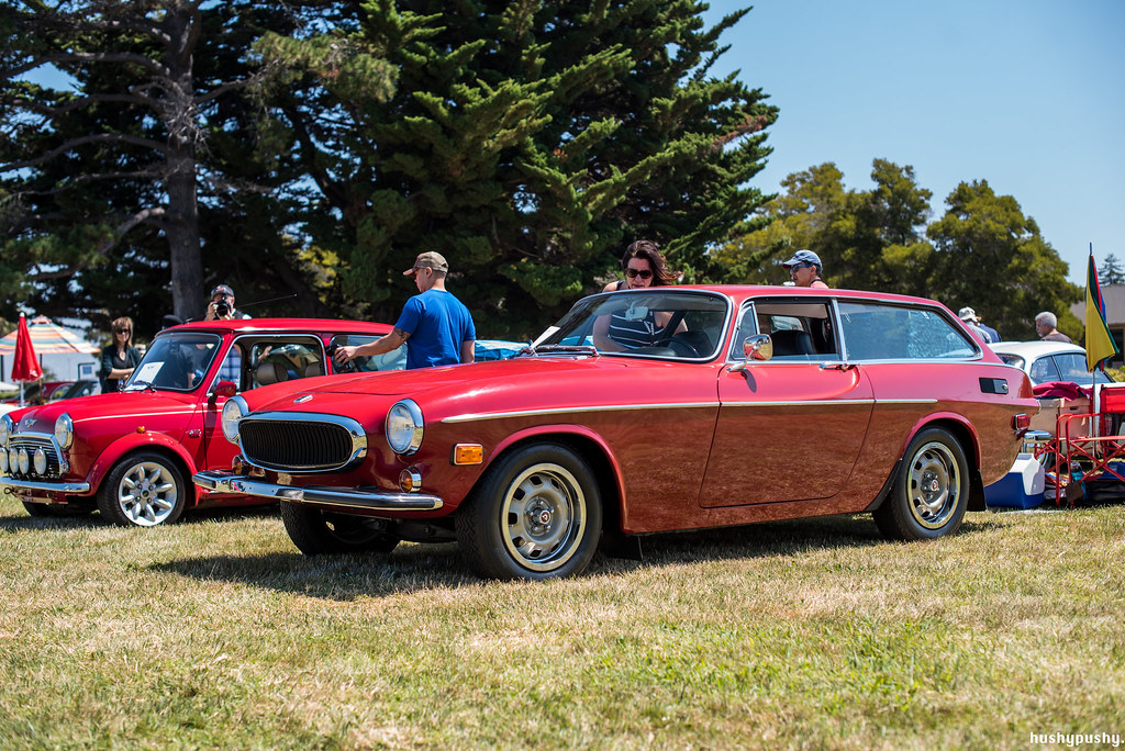 Alameda Point Concours d'Elegance 2016