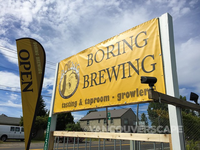 Boring Brewing, Boring, OR