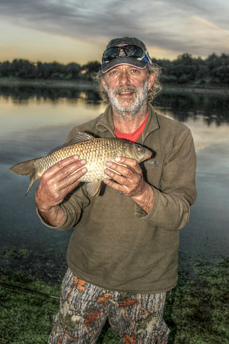 Portugal, Barragem do Divor carp fishing