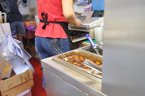 十八座狗仔粉・佐敦で食べる「狗仔粉」