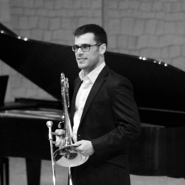 """JUAN SANJUAN, TROMBÓN & JESÚS MORENO, PIANO - AUDITORIO """"ÁNGEL BARJA"""" DEL CONSERVATORIO DE LEÓN - 24.05.16"""