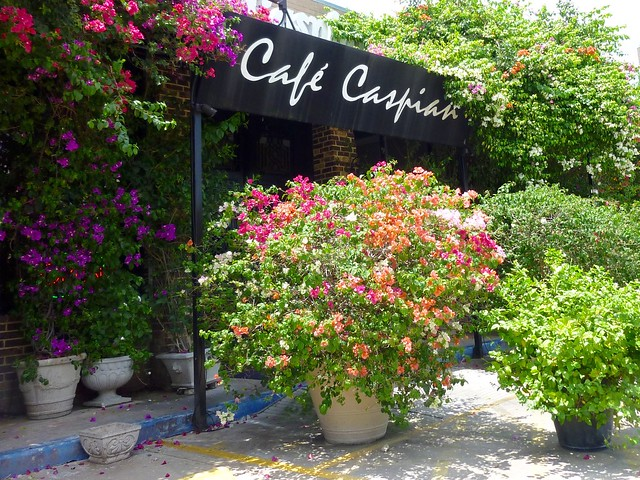 Cafe Caspian
