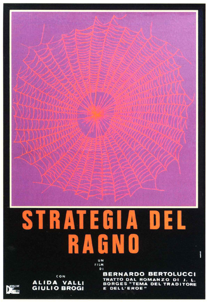 Strategia del Ragno - Poster 4