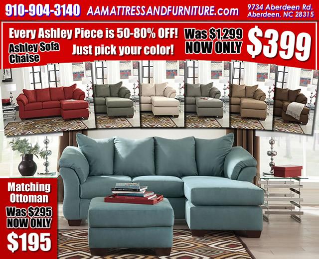 Darcy Sofa Multi WM