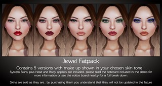 Jewel Fatpack