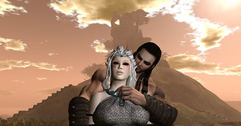 Dany and Drogo: Moon of My Life!