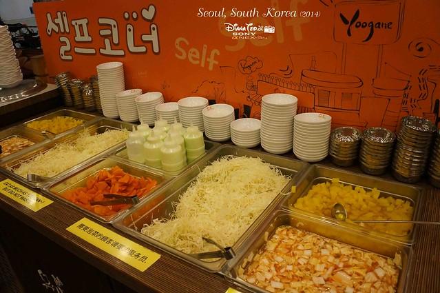 South Korea 2014 - Yoogane Myeongdong 03