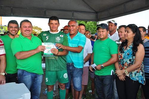 Torneio de Futebol em Cajazeiras