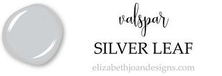 Valspar Silver Leaf