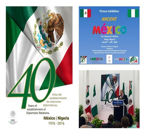 """Exhibición fotográfica """"Ancient Mexico"""""""