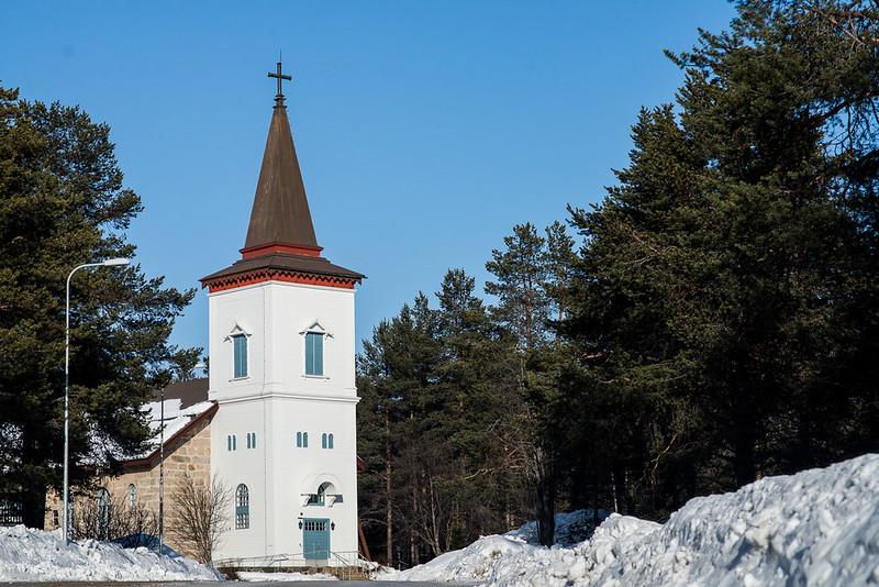 Iglesias finesas