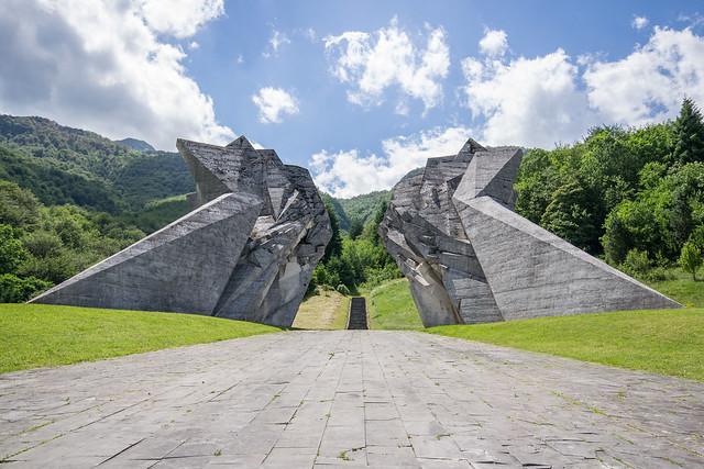 Tjentiste War Memorial