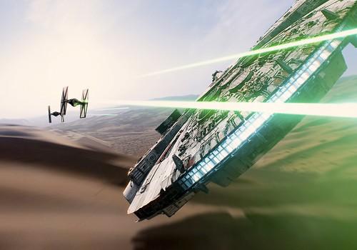 Star Wars - Episode VII - The Force Awakens - screenshot 11