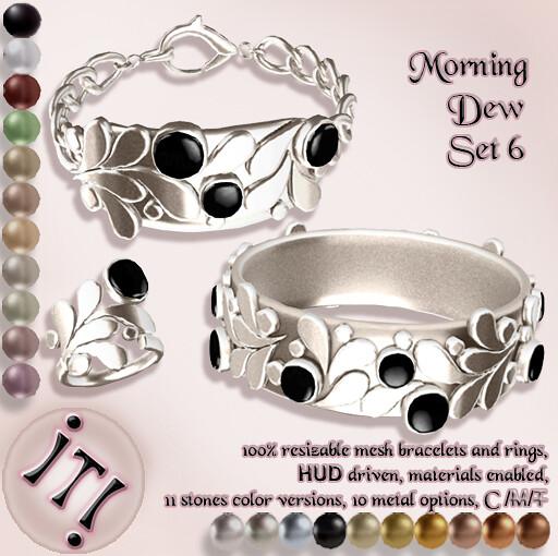 !IT! - Morning Dew Set 6 Image