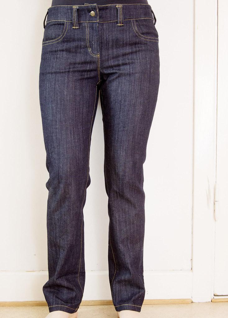 Burdastyle Anita skinny jeans