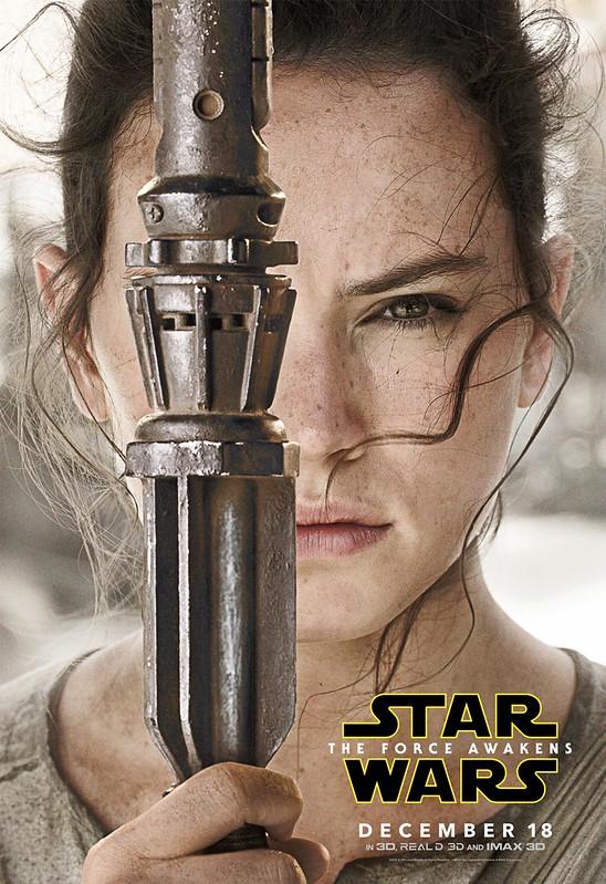Star Wars - Episode VII - The Force Awakens - Poster 9