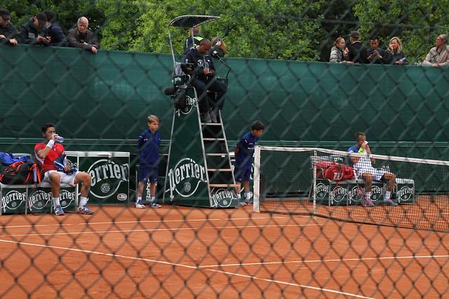 Philipp Kohlschreiber & Nicolas Almagro