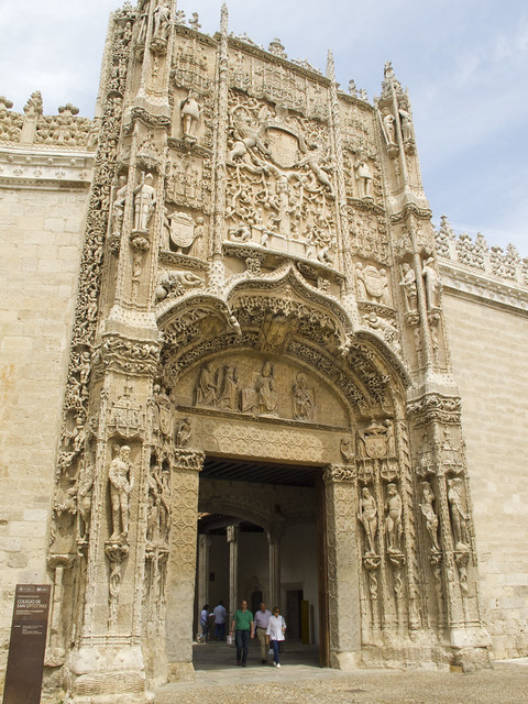 08 Colegio de San Gregorio - Valladolid