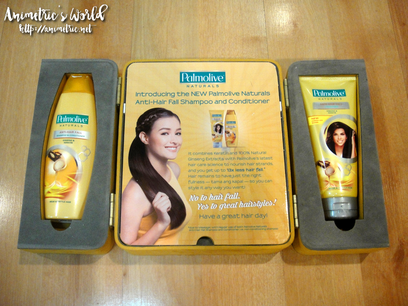 Palmolive Naturals Anti-Hair Fall