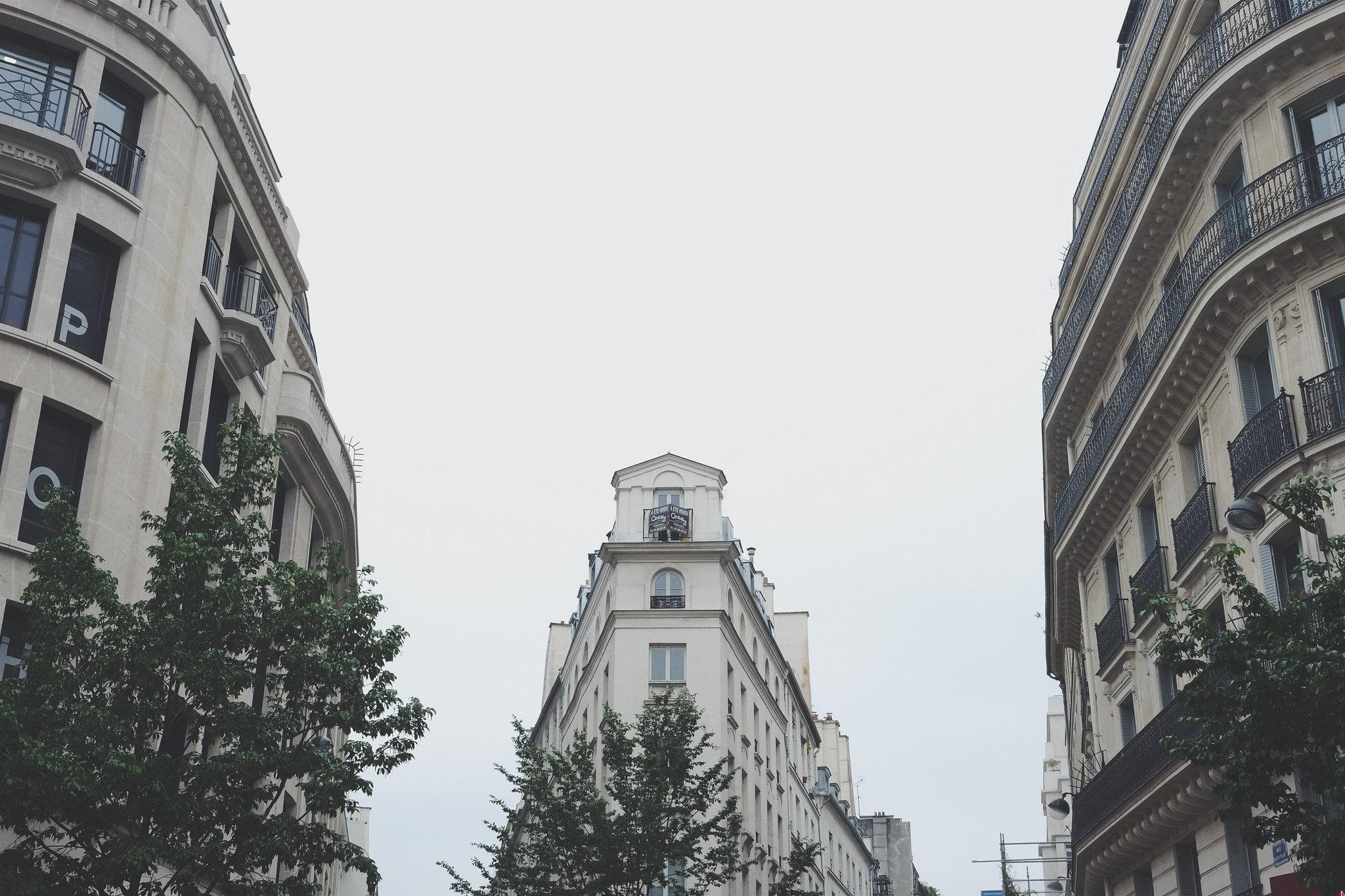 Parisien Streets