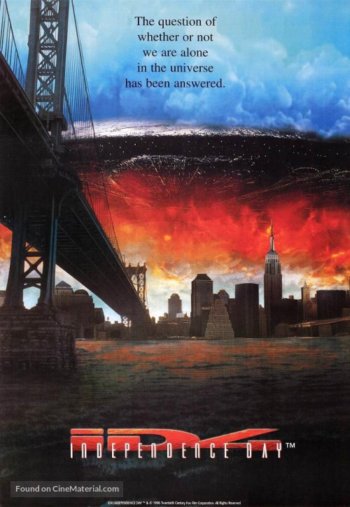 Independence Day - Poster 4