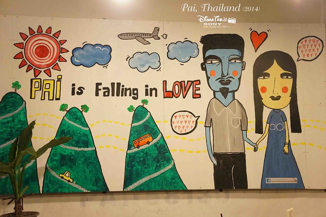 Thailand - Pai is Falling in Love