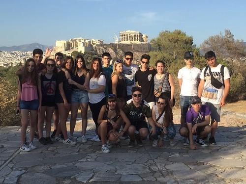 Viatge fi de curs: Atenes 2016