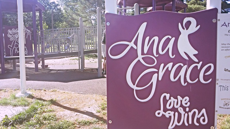 Ana Grace Playground, Hartford, Connecticut