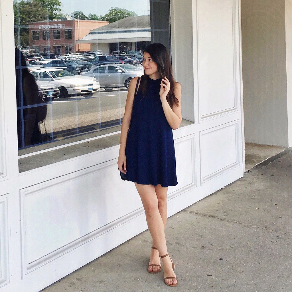 Forever 21 Swing Dress Sandals Style