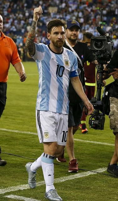Messi iguala a Batistuta como máximo Goleador de la Selección Argentina