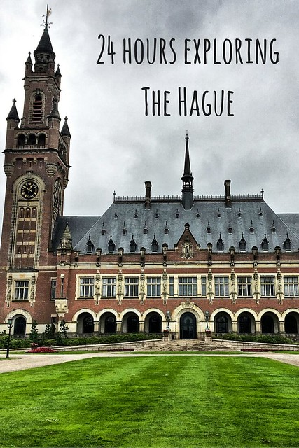 24 hours exploringThe Hague