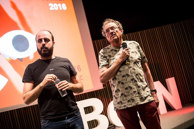 El director Pere Joan Ventura en el BccN 2016.