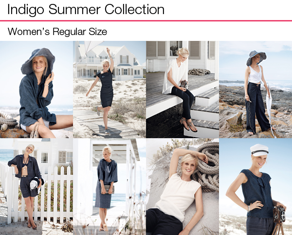 Indigo Summer Collection