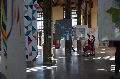VMQG Modern Quilt Showcase 2016