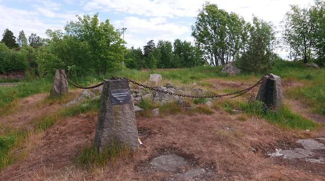 Vartiokylän Linnavuori