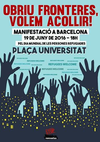 19J Barcelona Stop Mare Mortum