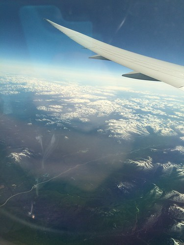 Flight to Japan 2016